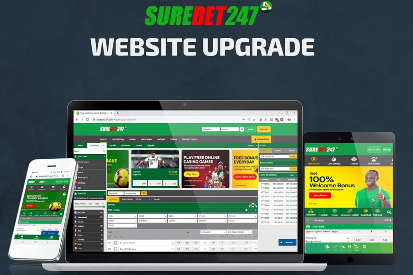 Supabets Nigeria jackpot winner