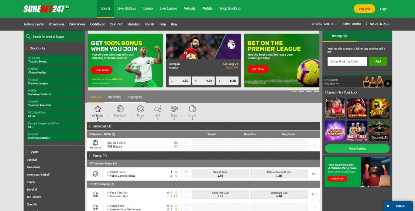 Supabets registration in Nigeria takes only few minutes